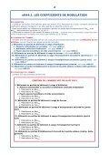 LA MODULATION DES EXIGENCES GLOBALES - Page 2