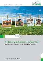 Broschüre Wettbewerb Landtourismus 2009 [Download,*.pdf, 5,52