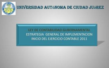 Universidad aUtónoma de ciUdad JUárez - Amocvies
