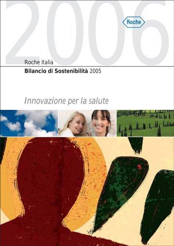 Bilancio Sociale 2005 - Roche