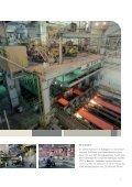 ALLE AN EINEM STRANG Die Kunst, Stahl zu ... - SMS Siemag AG - Seite 7