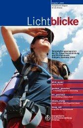2009-'Lichtblicke' - Evangelisches Magazin für die Ortenau 1
