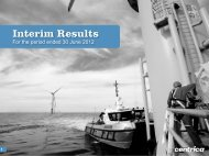 Interim results Presentation slides 2012 - Download PDF ... - Centrica