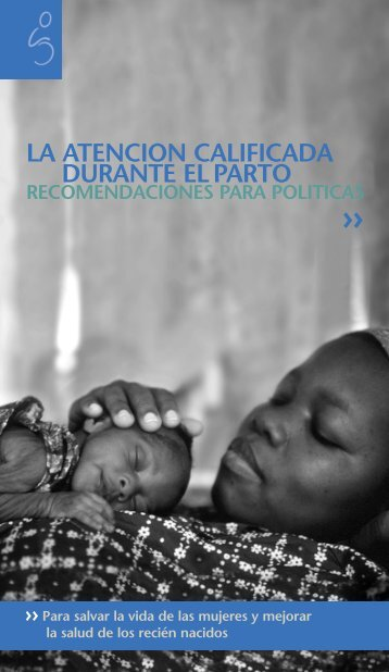 la atencion calificada durante el parto - Family Care International