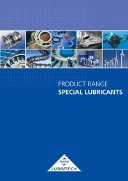 HMP-FILMS AND SOLID  FILM LUBRICANTS