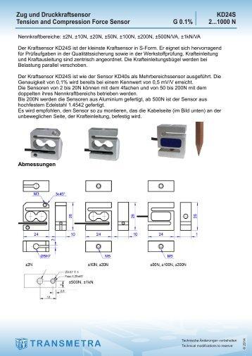 KD24S - Transmetra