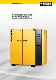 CSD/CSDX 45–90 kW