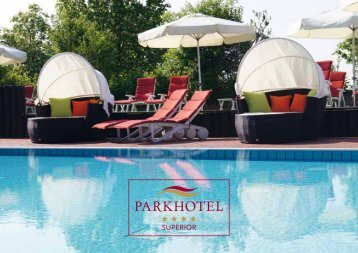 BEAUTy-VORTEILS- PAKET - Parkhotel  Bad Griesbach World of ...