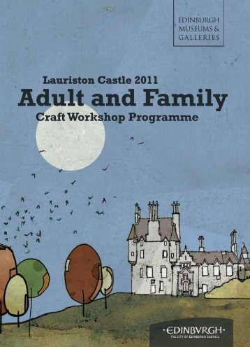 Adult and Family - Edinburgh Museums