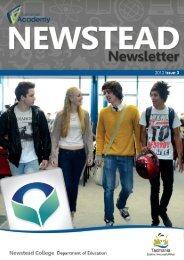 2012 Issue 3 - Tasmanian Academy