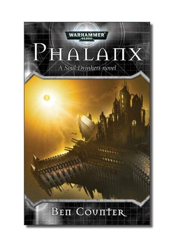 an extract of Phalanx - The Black Library
