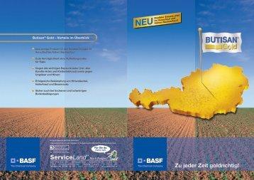 Butisan® Gold Broschüre - BASF Pflanzenschutz Österreich