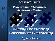 GSA Federal Supply Schedule Contracts - New Hampshire Division ...