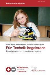 Für Technik begeistern - Stiftung Partner für Schule NRW ...