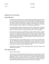 Kiinteistöjen yhteisen johdon liittämistä koskevan sopimusmallin ...