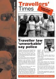 Issue 24 - Travellers' Times