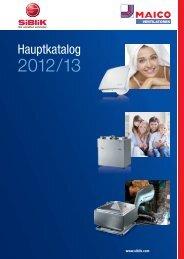 Maico 2012 - Siblik Elektrik Ges.m.b.H. & Co. KG