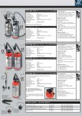 PROFESSIONAL SPRAYERS FOR THE CLEANING INDUSTRY - Page 3