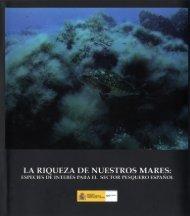 índice de especies - calocean
