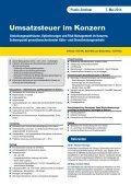 Umsatzsteuer bei Reihen - Linde Verlag - Seite 3