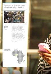 Emmener nos clients vers une «société sans argent liquide - Ecobank