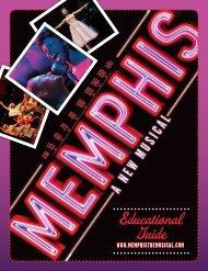 Educational Guide - Memphis the Musical