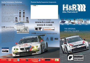 Download Flyer - Quadrant Automotive Suspensions