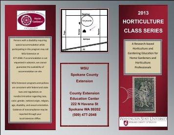 2013 HCS Flyer.pub - Spokane County Extension