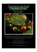 Téléchargez notre catalogue de couronnes de Noël - Creations 44 - Page 5