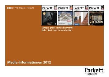 Parkett - beim SN-Fachpresse Verlag