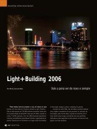 Light+Building 2006 - Lume Arquitetura