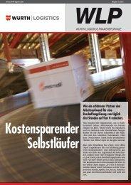 Kostensparender Selbstläufer - Inet-Logistics GmbH