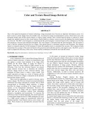 ::Color and Texture Based Image Retrieval - ARPN Journal of ...