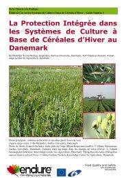 La Protection Intégrée dans les systèmes de culture à base de ...