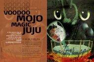 Voodoo Mojo Juju Magic - Kelly Crigger