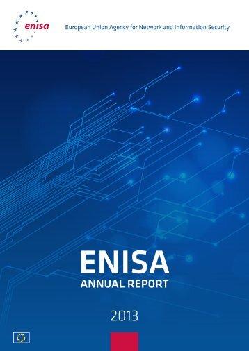 enisa-annual-report-2013