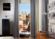 Portrait Suites brochure - Lungarno Hotels Collection