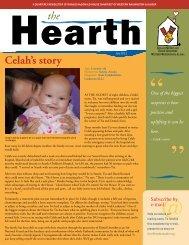 the Celah's story - Ronald McDonald House