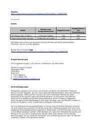 Informationen zur Hotelbuchung (pdf)