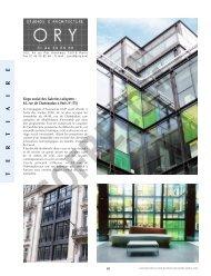 Menuiseries intérieures : LEDRAN AGENCEMENT - L'Architecture