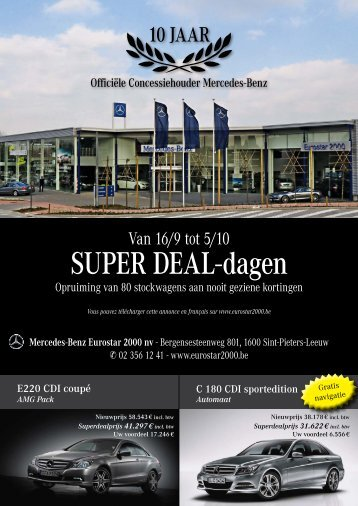 klik hier om pdf te bekijken - Eurostar 2000