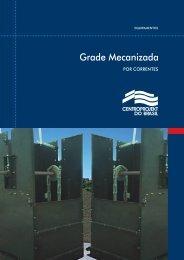 Grade Mecanizada por correntes - centroprojekt brasil