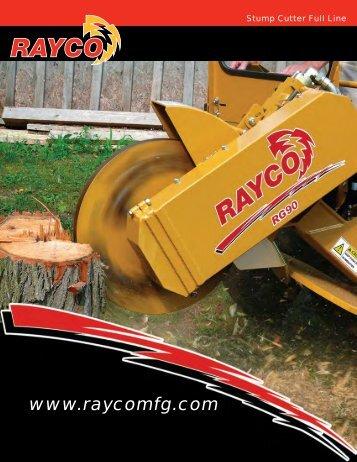 Stump Cutters Full Line.pdf