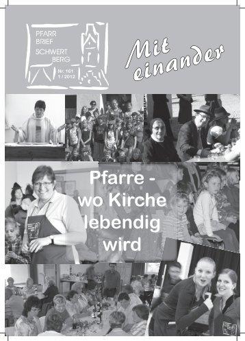 Mit einander - Pfarre Schwertberg