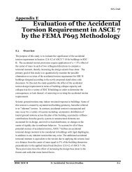 Evaluation of the Accidental Torsion Requirement in ASCE 7 by the ...