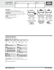 LIGHTWATT - Hubbell Industrial Lighting