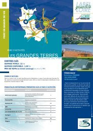 LES GRANDES TERRES - ZoneDActivite.com