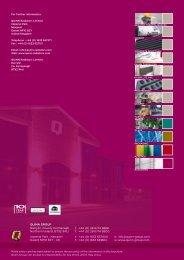 UK Designer Brochure 2012 - QUINN radiators