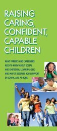 raising caring, confident, capable children - Illinois Children's Mental ...