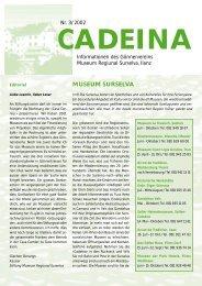 Museum Surselva - Museum Regiunal Surselva Ilanz